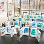 Interaktywna wystawa na 150-lecie firmy Bayer