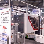 Electric machine ELEOS on show at MECSPE 2013