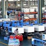 Chiny eksportują coraz więcej wtryskarek