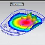 Oprogramowanie NX 8.5 ułatwia symulację wtrysku