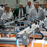 Packaging producer opened new plant in Poland