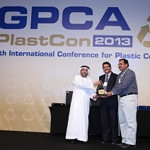 JRD International wins the GPCA PlastCon 2013 Award