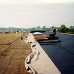Zielone dachy z poliolefinami Hifax