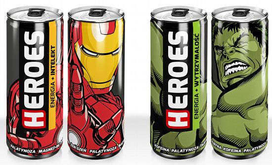 puszki heroes