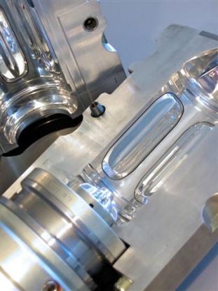 Aluminiowa forma F300 firmy Sidel