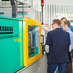 Arburg Hungary: Production efficiency live