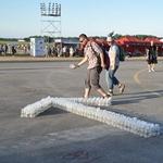 Recykling odpadów podczas Open'er 2013