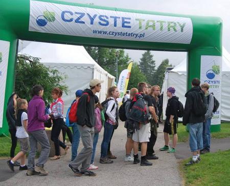 Czyste Tatry 2013