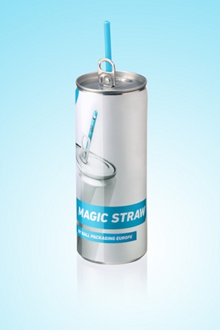 Magic Straw Can