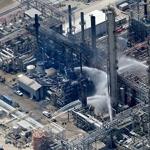 Odbudowa fabryki etylenu w Luizjanie