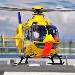 Plexiglas w helikopterach ratowniczych