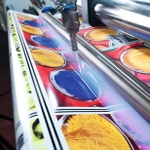Decorative and functional printing inks for plastics at K 2013