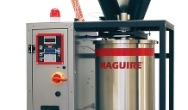 New vacuum resin dryer at K 2013