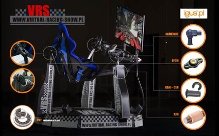 Symulator WRC