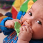 Porous plastic for toy safety