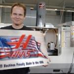 Haas Automation zainstalował 75 tys. obrabiarek