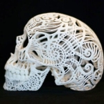 3D printing at EuroMold 2013