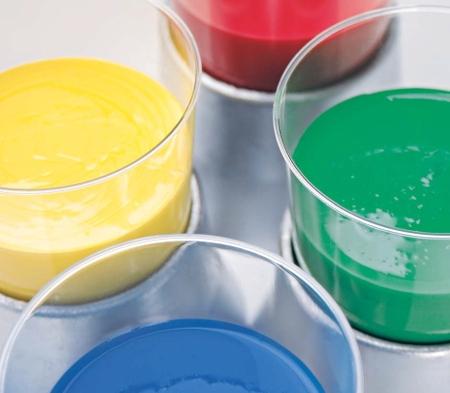 Farby tampondrukowe Teca-Print