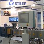 Innowacyjna wytłaczarka dwuślimakowa firmy Steer