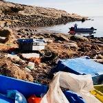 Odpady z tworzyw w Europarlamencie