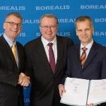 Borealis z nowym kontraktem na dostawy etanu