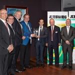 Arburg Energy Efficiency Award 2014 for Festo