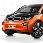 BMW i3 with plastic parts from BASF