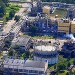 Nieczynne zakłady chemiczne zatruwają wodę