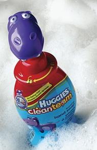 butelka szamponu Henry the Hippo