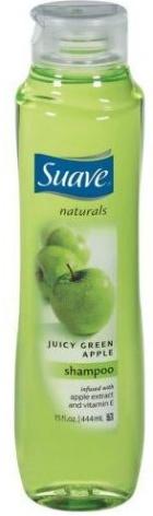 butelka szamponu Suave
