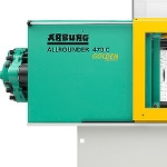 Arburg's efficient injection moulding solutions at the Plastpol