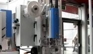 System MPW do zgrzewania membran