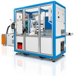 KraussMaffei with small machines at Fakuma 2014