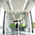 Rail interiors with Bayer polycarbonates