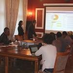 Afrykańscy dziennikarze zainteresowani Azotami