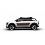 Citroën C4 Cactus with plastics from Borealis