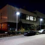 Energy-efficient street lighting with Makrolon PC