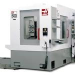 EC-500 poziome centrum obróbkowe firmy Haas