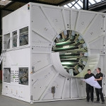 Large diameter pipe extrusion lines from battenfeld-cincinnati