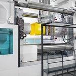 Krauss Maffei's large machines commissioned
