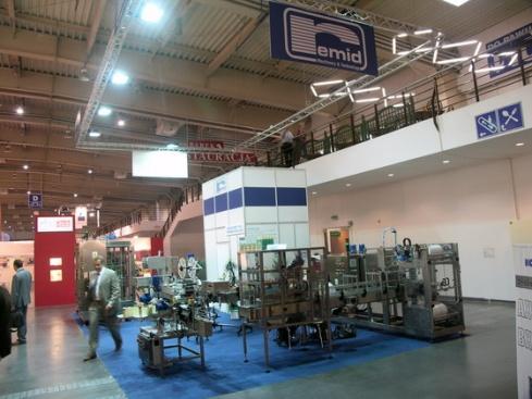 stoisko firmy Remid na targach Pakfood