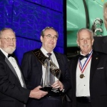 Eugen Hehl joins the Plastics Hall of Fame