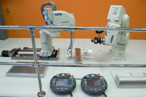 centrum automatyki przemysłowej Mitsubishi w Polsce