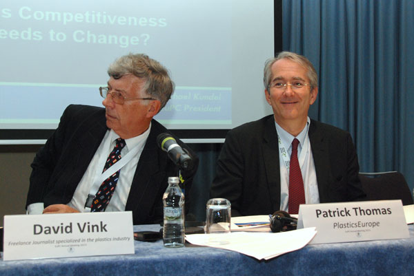 David Vink i Patrick Thomas