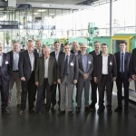 Canadian delegation visited Arburg headquarters