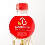 Pierwsza butelka PET w całości z surowców odnawialnych