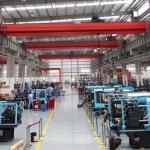 New Chinese production facility of Sumitomo (SHI) Demag