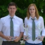 Economic Chamber awards for Engel apprentices