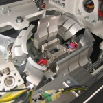 Fast joining of instrument clusters using ultrasonics