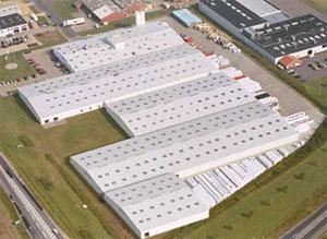 duńska fabryka koncernu Sky Light